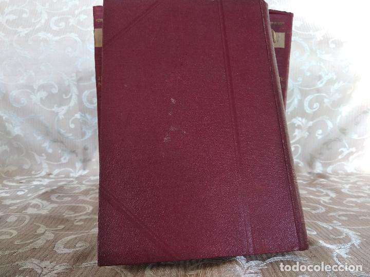 Libros antiguos: S. XIX, Impresionante enciclopedia El Abogado Popular, Huguet y Campaña, Barcelona, gran formato - Foto 5 - 148483702