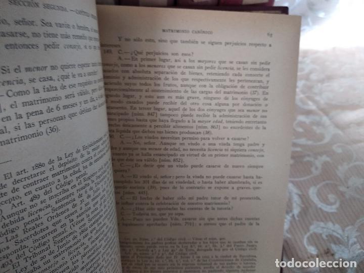 Libros antiguos: S. XIX, Impresionante enciclopedia El Abogado Popular, Huguet y Campaña, Barcelona, gran formato - Foto 18 - 148483702