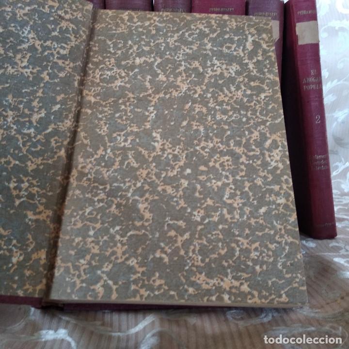 Libros antiguos: S. XIX, Impresionante enciclopedia El Abogado Popular, Huguet y Campaña, Barcelona, gran formato - Foto 33 - 148483702