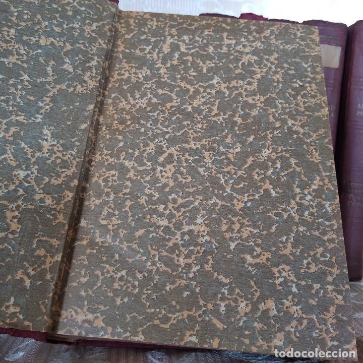 Libros antiguos: S. XIX, Impresionante enciclopedia El Abogado Popular, Huguet y Campaña, Barcelona, gran formato - Foto 55 - 148483702