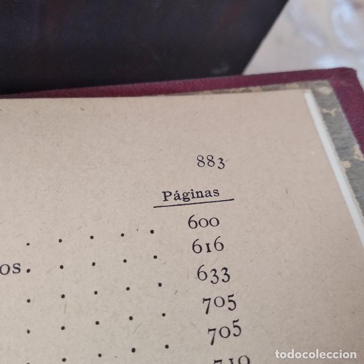 Libros antiguos: S. XIX, Impresionante enciclopedia El Abogado Popular, Huguet y Campaña, Barcelona, gran formato - Foto 58 - 148483702