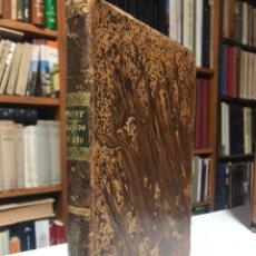Libros antiguos: BROST, JOSÉ MARÍA. TRATADO ELEMENTAL DE GIRO. MADRID: IMPRENTA DE ÁLVAREZ, 1827. 8VO. XXIII + 263 P.. Lote 148403342