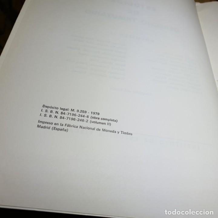 Libros antiguos: ESTUDIOS DE DERECHO TRIBUTARIO. TOMOS I Y II. MINISTERIO DE HACIENDA 1979. - Foto 9 - 149953302