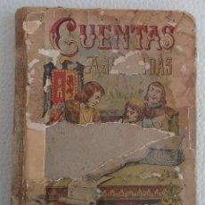Libros antiguos: LIBRO CUENTAS AJUSTADAS DE S. CALLEJA. MADRID. Lote 150662405