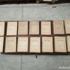 Libros antiguos: GRAN LOTE DE MAS DE 33 REVISTAS DE LEGISLACIÓN Y JURISPRUDENCIA - ENTRE 1929 Y 1931 - . Lote 151276094