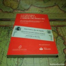 Libros antiguos: LAS MEJORES SALIDAS DE LA CARRERA DE DERECHO. IGNACIO SERRANO BUTRAGUEÑO. UCM 1993.. Lote 151421994