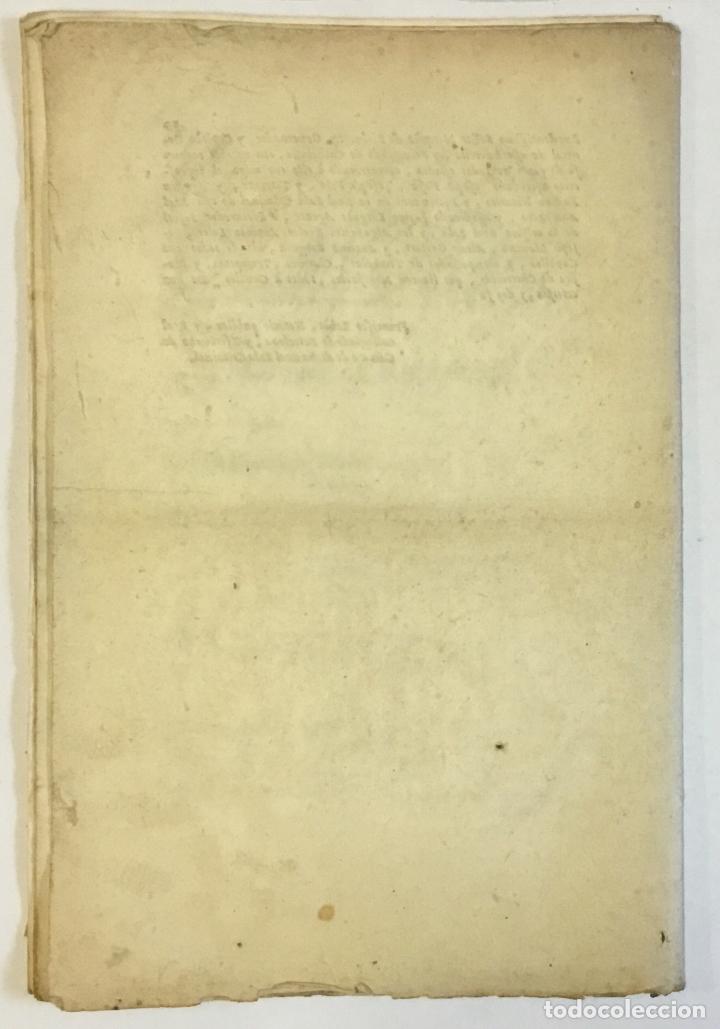 Libros antiguos: PRAGMATICA SANCION que su Magestad manda observar SOBRE TRAGES... 1729 - Foto 4 - 151424358