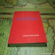 Libros antiguos: LA NUEVA NORMATIVA JURÍDICO MERCANTIL APLICABLE A LAS EMPRESAS. A. FORNIES BAIGORRI. 1990. . Lote 151431146