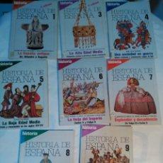Libros antiguos: HISTORIA DE ESPAÑA. Lote 152223306