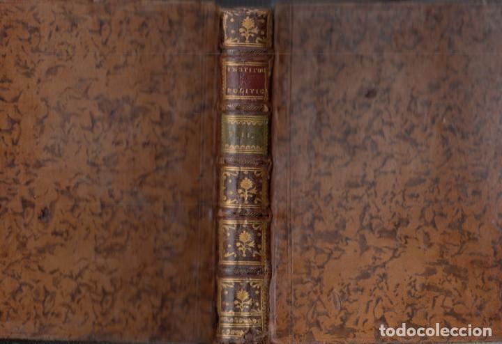Libros antiguos: BARÓN DE BIELFELD: INSTITUCIONES POLÍTICAS. TOMOS I Y II: DEL INTERIOR DE UN ESTADO. 1767-1777 - Foto 7 - 154284958