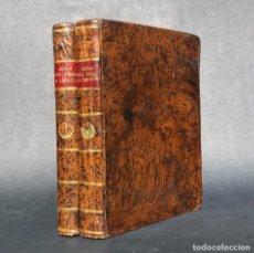 Libros antiguos: 1820 ILUSTRACION DEL DERECHO REAL DE ESPAÑA - AMPLIO APARTADO DEDICADO A LA TORTURA - PEGO. Lote 154422022