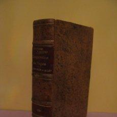 Livres anciens: COMENTARIOS A LA LEY SUSPENSIÓN PAGOS. ECHEVARRI-ROMEO. 1922.. Lote 154718454