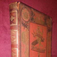Libros antiguos: TRATADO COMPLETO TEORICO-PRACTICO DE CONTABILIDAD MERCANTIL. D. ANTONIO TORRENTS Y MONNER 1885. Lote 154990586