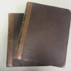 Libros antiguos: TEORIA DE LA CONTABILIDAD. APUNTES DE LORENZO ISUSI Y PEREA 1925. 2 TOMOS. TAPA DURA. . Lote 155093490