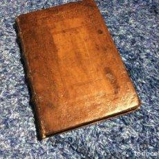 Libros antiguos: MUY RARA EDICIÓN PORTUGUESA. VOLUM. PRIMERO (ÚNICO VOLUM. PUBLICADO). ´1675. SALIDA A 0.01 €. Lote 155292434