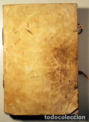 Libros antiguos: COPIADOR DE CARTAS del Sr. Jayme Bosch de Vich - Manuscrito - Comercio de guarnicionerí - 1825-1845 - Foto 2 - 158385877