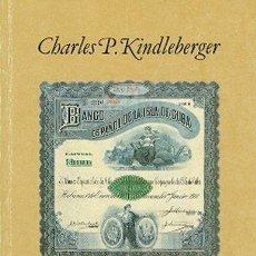 Libros antiguos: HISTORIA FINANCIERA DE EUROPA. Lote 158716778