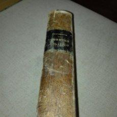 Libros antiguos: DERECHO POLÍTICO. SANTAMARÍA. 1893. Lote 159310261