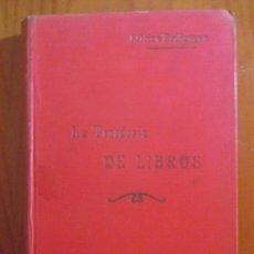 Libros antiguos: LA TENEDURÍA DE LIBROS AL ALCANCE DE TODOS. J. OLIVA BRIDGMAN. PRÓLOGO DE FEDERICO RAHOLA. . Lote 159982458