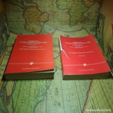 Libros antiguos: DERECHO INTERNACIONAL PRIVADO. TOMOS I Y II. J.A. TOMÁS ORTÍZ DE LA TORRE. PUBLICACIONES UCM 1990.. Lote 161542042