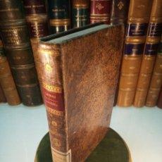 Libros antiguos: CURSO COMPLETO ELEMENTAL DE MATEMÁTICAS PURAS - TOMO II - ALGEBRA - MADRID - 1840 -. Lote 161913690