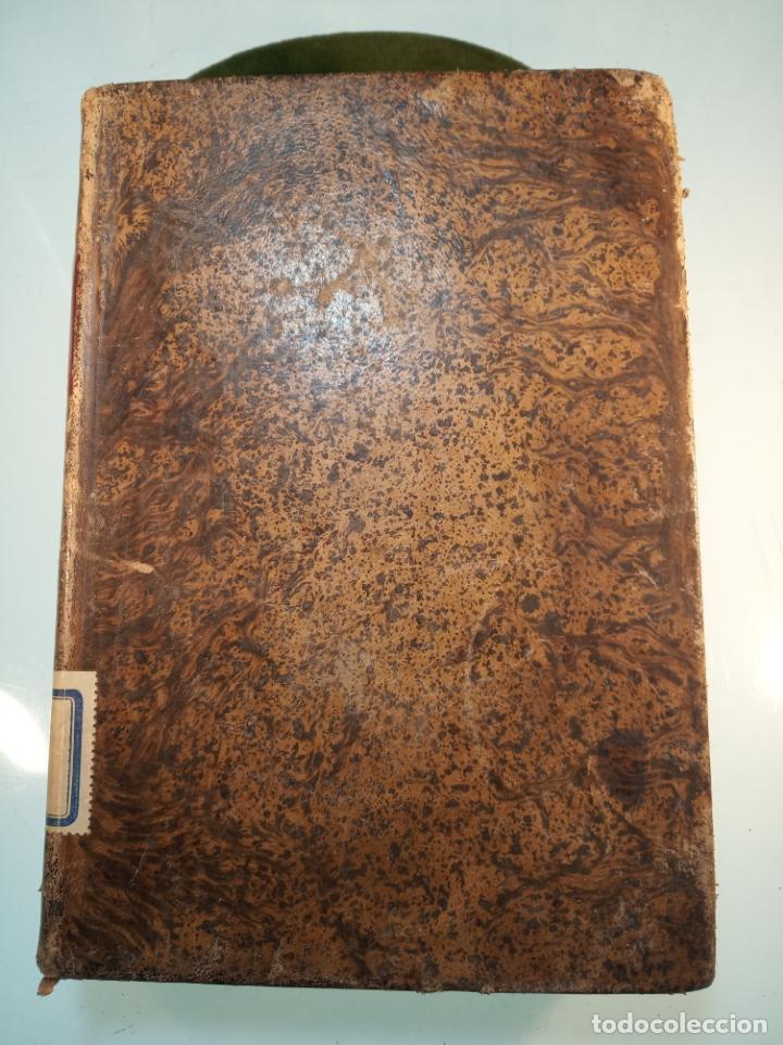 Libros antiguos: CURSO COMPLETO ELEMENTAL DE MATEMÁTICAS PURAS - TOMO II - ALGEBRA - MADRID - 1840 - - Foto 2 - 161913690