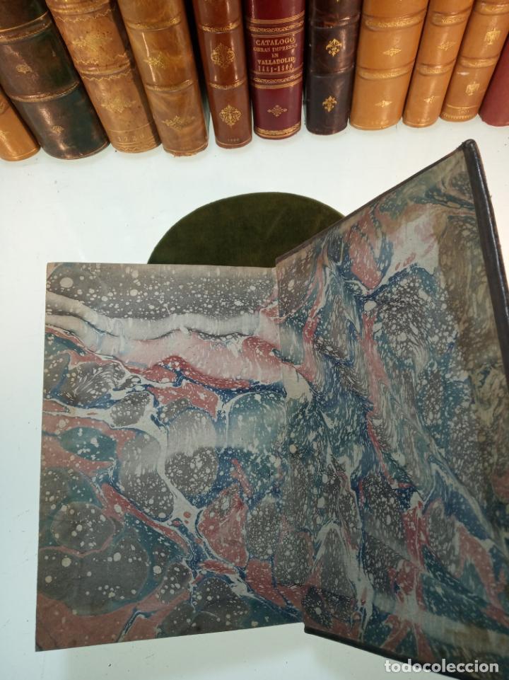 Libros antiguos: CURSO COMPLETO ELEMENTAL DE MATEMÁTICAS PURAS - TOMO II - ALGEBRA - MADRID - 1840 - - Foto 8 - 161913690