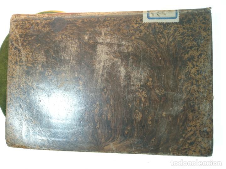Libros antiguos: CURSO COMPLETO ELEMENTAL DE MATEMÁTICAS PURAS - TOMO II - ALGEBRA - MADRID - 1840 - - Foto 9 - 161913690