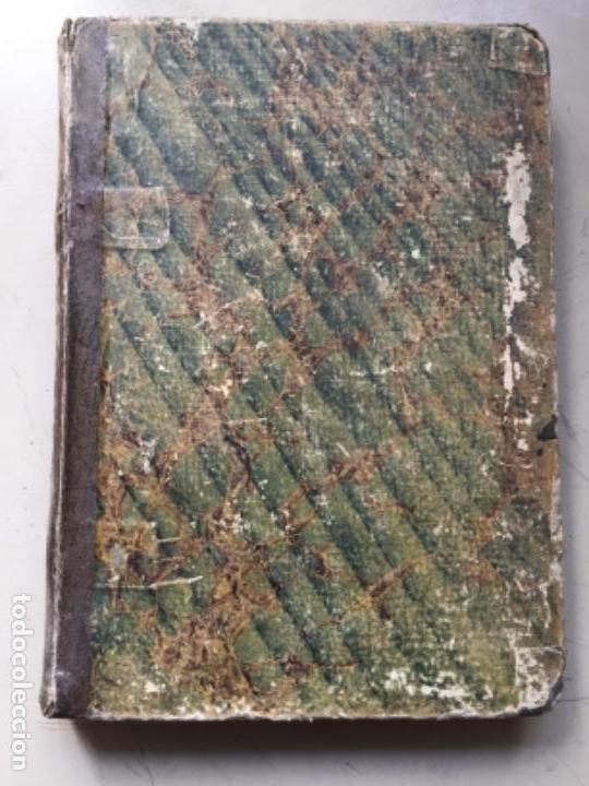 Libros antiguos: 1866. UNIVERSIDAD LITERARIA DE VALLADOLID. EXPLICACIONES DERECHO PENAL. MANUSCRITO 1866 - Foto 5 - 162445658