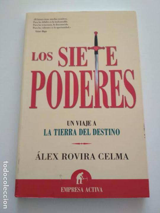 LOS SIETE PODERES - EMPRESA ACTIVA (Libros Antiguos, Raros y Curiosos - Ciencias, Manuales y Oficios - Derecho, Economía y Comercio)