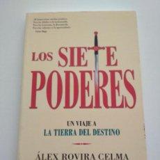 Libros antiguos: LOS SIETE PODERES - EMPRESA ACTIVA. Lote 163595466
