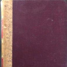 Libros antiguos: DERECHO PENAL. LUIS JIMENEZ DE ASUA. 3ª EDICION. EDITORIAL REUS. MADRID, 1924. PAGS 507. Lote 165090942