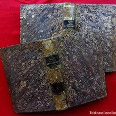 Libros antiguos: TRATADO DE ECONOMÍA POLÍTICA. AÑO: 1888. COMPLETA. 2 TOMOS. JOSÉ MARÍA DE OLÓZAGA Y BUSTAMANTE.. Lote 165395850