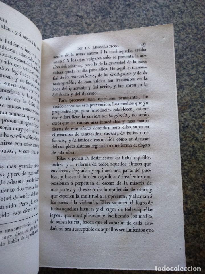 Libros antiguos: CIENCIA DE LA LEGISLACION POR EL CABALLERO CAYETANO FILANGIERI - TOMO 4 / 5 / 6 -- 1823 -- 2ª EDICI - Foto 2 - 165655026