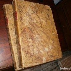 Libros antiguos: ILUSTRACIÓN DEL DERECHO REAL EN ESPAÑA DON JUAN DE SALA 2 TOMOS MADRID 1834 IMPRENTA DE VERGES. Lote 167551048