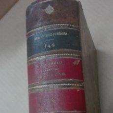 Libros antiguos: LUIS MATTIROLO -TRATADO DERECCHO JUDICIAL CIVIL -TOMO IV -1936. Lote 167579420