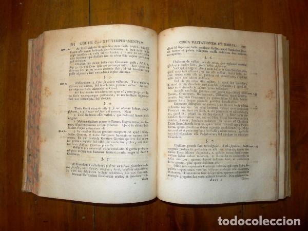 Libros antiguos: HEINECCIUS, Iohann Gottlieb. Opera Omnia. - Genevae : Sumptibus Fratrum de Tournes, 1765-1771 - Foto 13 - 168048040