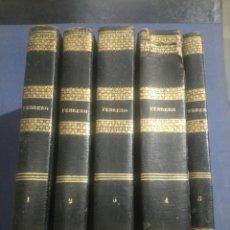 Libros antiguos: 1841 FEBRERO Ó LIBRERIA DE JUECES ABOGADOS Y ESCRIBANOS COMPRENSIVA DE LOS CÓDIGOS CIVIL, CRIMINAL... Lote 168367768