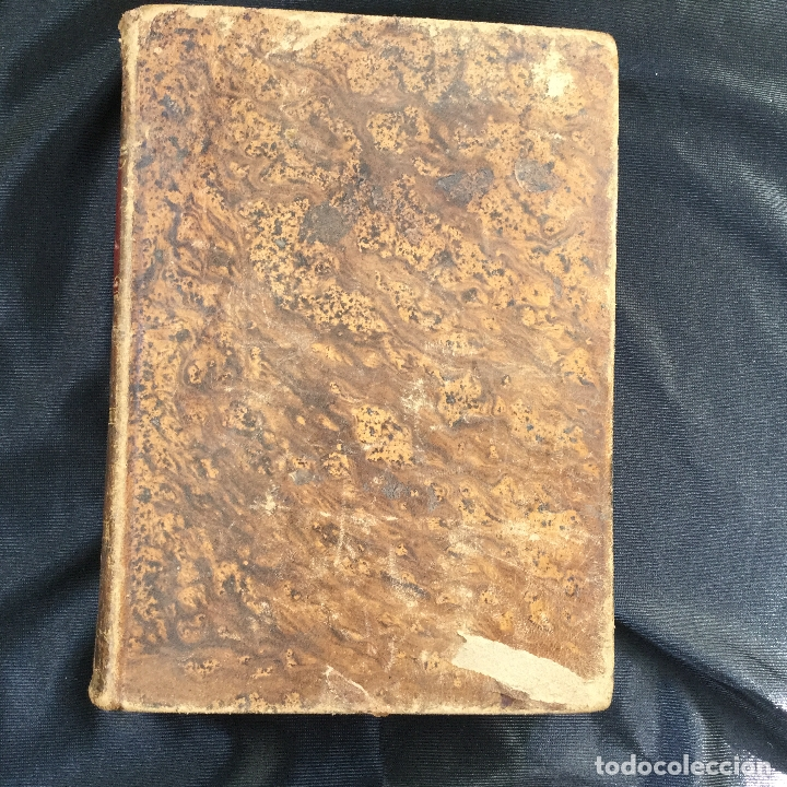 Libros antiguos: Elementos del derecho natural y de gentes de Heineccio. Tomos I y II - Foto 5 - 168611476