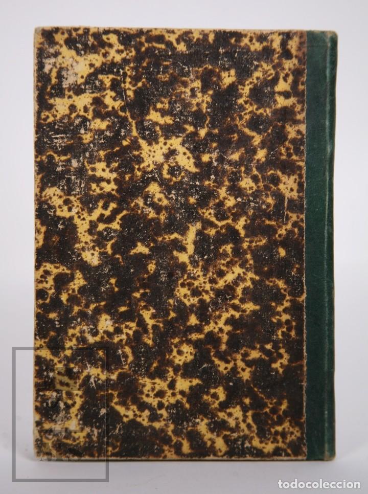 Libros antiguos: Antiguo Libro Leyes Orgánicas de Ayuntamientos, Diputaciones y Provinciales de 1870 - Tarragona,1870 - Foto 5 - 168670924