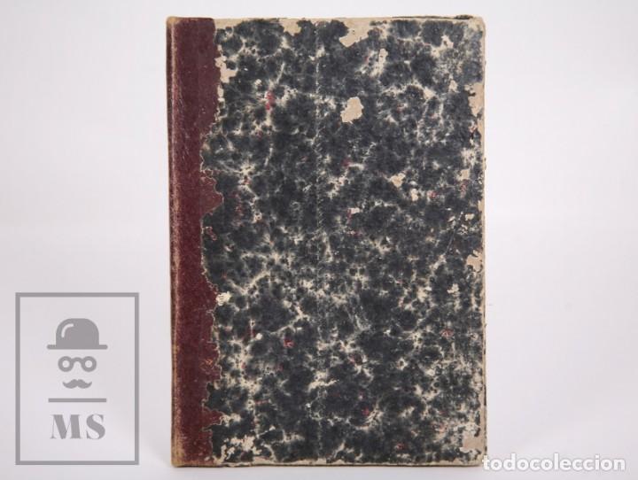 ANTIGUO LIBRO LEY ELECTORAL DE 1870 - IMP. DE JOSÉ ANTONIO NEL-LO. TARRAGONA,1870 (Libros Antiguos, Raros y Curiosos - Ciencias, Manuales y Oficios - Derecho, Economía y Comercio)