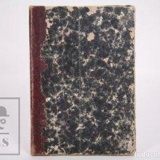 Libros antiguos: ANTIGUO LIBRO LEY ELECTORAL DE 1870 - IMP. DE JOSÉ ANTONIO NEL-LO. TARRAGONA,1870. Lote 168671124