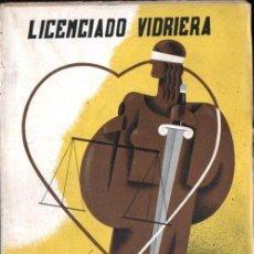 Libros antiguos: LICENCIADO VIDRIERA : 1933-34 CINCUENTA PLEITOS DE DIVORCIO Y JURISPRUDENCIA DEL TRIBUNAL SUPREMO . Lote 168980700