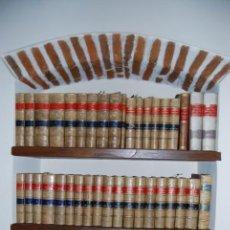 Libros antiguos: LOTE 80 LIBROS ANTIGUOS DERECHO (BIBLIOTECA ANTIGUO NOTARIO). Lote 169034044