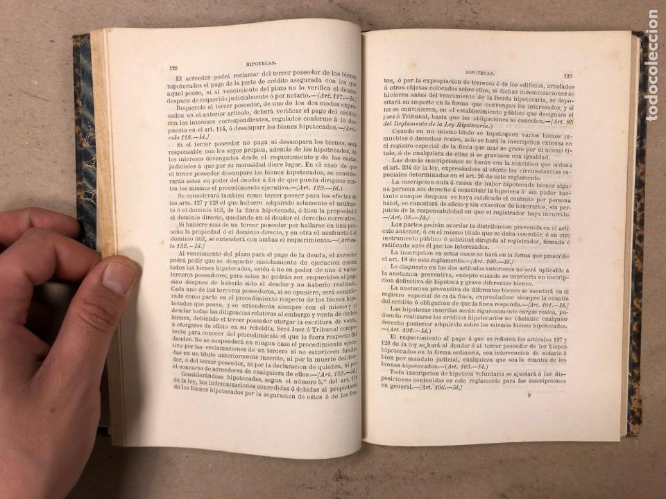 Libros antiguos: MANUAL DERECHO CIVIL ESPAÑOL (DESDE 1864 hasta 1 DE MARZO DE 1875). EDUARDO MALUQUER. 1875, NARCISO - Foto 6 - 169102254