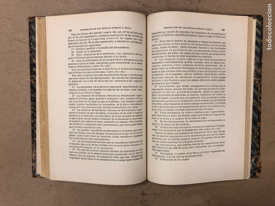 Libros antiguos: MANUAL DERECHO CIVIL ESPAÑOL (DESDE 1864 hasta 1 DE MARZO DE 1875). EDUARDO MALUQUER. 1875, NARCISO - Foto 7 - 169102254
