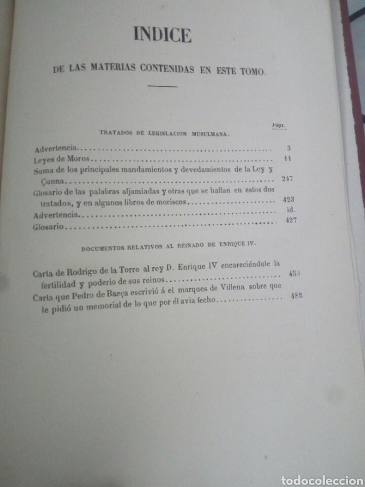 Libros antiguos: Tratados de Legislación musulmana, Ice de Gevir, Tomo V, ed. Real Academia de la Historia, 1853 - Foto 2 - 82158512