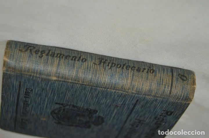 Libros antiguos: CALLEJA - BIBLIOTECA DEL DERECHO VIGENTE - REGLAMENTO HIPOTECARIO - PRINCIPIOS DE 1900 - ¡Mira! - Foto 3 - 169288792