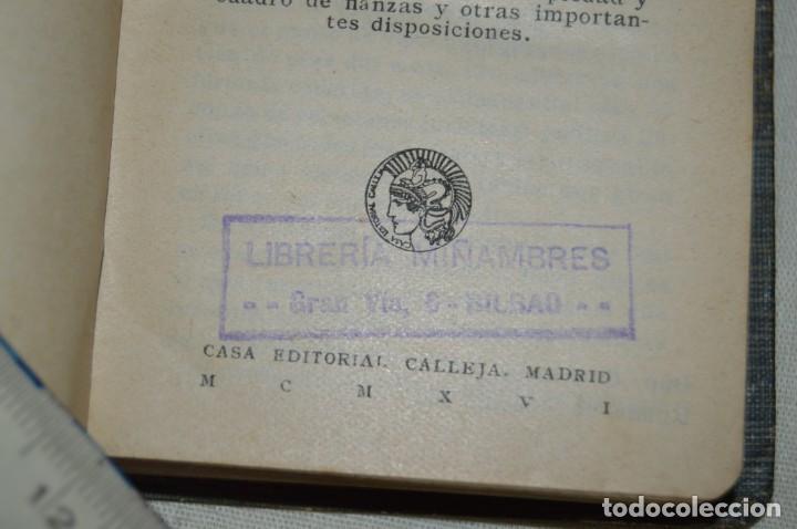 Libros antiguos: CALLEJA - BIBLIOTECA DEL DERECHO VIGENTE - REGLAMENTO HIPOTECARIO - PRINCIPIOS DE 1900 - ¡Mira! - Foto 7 - 169288792