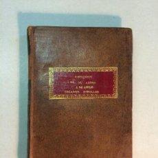 Libros antiguos: AGUSTÍN SILVELA:CONSIDERACIONES SOBRE LA NECESIDAD DE CONSERVAR Y APLICAR LA PENA CAPITAL (1835). Lote 169934456